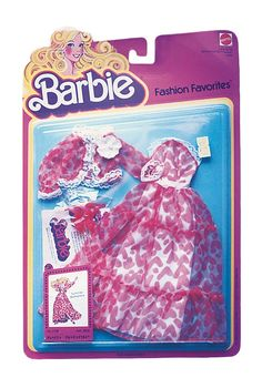 *1979 Fashion favorites summer romance Barbie outfit 2 #2785