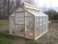 If you're looking for simple DIY greenhouse ideas or plans to build one in your garden, read this! PDFs and Videos are included for free. #greenhousediy