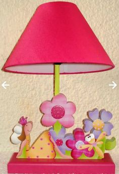 country - Buscar con Google Pintura Country, Arte Country, Kids Lamps, Four Square, Decoupage, Kids Room, Furniture Design, Table Lamp, Woodworking