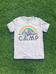 61f47ade4439  IN IT TOGETHER  T-SHIRT    TRI GREY camp brand goods