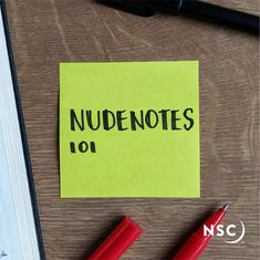 Want to know how to make awesome nudenotes (or sketchnotes), but don't know where to start?  Step this way, my friend, and join the nudenotes revolution.   This is nudenotes 101.  In this blog article, I will guide you through the basics, so you can start making your own nudenotes.