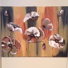 Painting I finished 3/2/2014 By Robin Powelson
