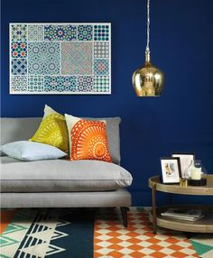 John Lewis Fusion range - lovely colours and style Living Room Decor, Living Spaces, Bedroom Decor, Little Houses On Wheels, Living Room Orange, Interior Styling, Interior Design, Large Cushions, Soft Furnishings