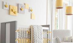 Pastele w pokoju dziecka fot.: Carousel Designs