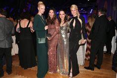 Pin for Later: Seht alle Stars bei den Romy Awards in Wien Franziska Knuppe, Alexandra Polzin, Stephanie Stumph und Natascha Grün