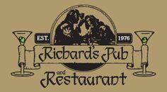 Richard's Pub ~~ Address: 3347 S County Trail, East Greenwich, RI 02818 Phone:(401) 884-2880