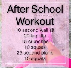 Health and fitness, unable to stick to day to day workout, which subsequently takes a bad course. So, do you want for a health fitness jolt? Then read this key image-pin number 4290821514 today. Fitness Workouts, Summer Body Workouts, Cheer Workouts, Fitness Motivation, Workouts For Teens, Yoga Workouts, Simple Workouts, Yoga Exercises, Cheerleading Workouts