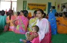"""We are writing our own history. We are just ordinary women. We began by learning about our own bodies then we taught other women. Together we learn that we have the right to control our own bodies."" - community #health worker in #India"
