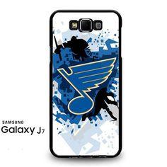 St Louis Blues Nhl Sport Logo Samsung Galaxy J7 Prime Case