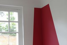 #maisonindividuelle #angle #red credit photo : N.Fussler