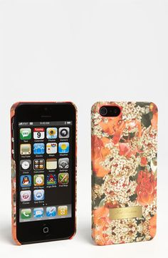 Ted Baker London 'Digital Bloom' iPhone 5 Case - For when I upgrade.