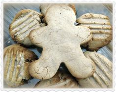 Grain Free Gingerbread Cookies - look good!