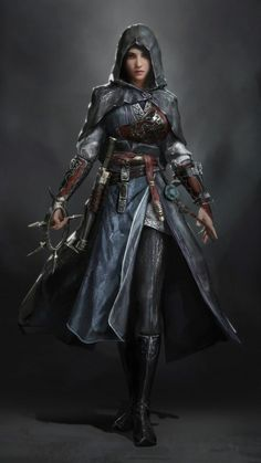 f Cleric Medium Armor Cloak Throwing Starr Club female Underdark Traveler by Ningbo Jiang ReasonableFantasy lg Female Character Concept, Fantasy Character Design, Character Design Inspiration, Character Art, Dark Fantasy, Fantasy Armor, Fantasy Girl, Character Portraits, Character Outfits