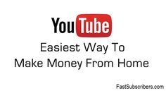 Get paid to watch Videos on Youtube