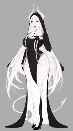 Female Character Design, Character Design Inspiration, Character Art, Fantasy Art Women, Fantasy Girl, Anime Monsters, Demon Art, Sexy Drawings, Bd Comics