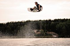 wakeboard #liquid force.... AIRRRR