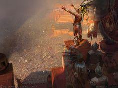 Aztec warchiefs (Age of Empires 3)