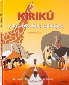 En Kirikú y la bruja no hubo tiempo de conocer todas las hazañas del pequeño héroe africano. En este libro, su abuelo nos cuenta cuatro historias más en las cuales Kirikú se enfrenta a algunos animales realmente salvajes y vuelve a salvar a su pueblo de los peligros que lo acechan. Vence a la hiena negra, tiene que vérselas con un búfalo muy sospechoso, escapa en una altísima jirafa y cura a todas las mujeres que han sido envenenadas. (5-7 años / 5-7 urte)