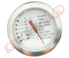 Termometr / termosonda do piekarnika, grilla, wędzarni Pork Ham, Cooking Timer, Poultry, Shops, Backyard Chickens, Tents, Retail, Retail Stores