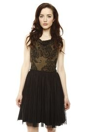 A Black dress I would actually wear! And rock ;)