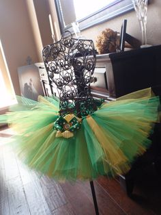 Baylor Bears Tutu, my college friend made this for my daughter to wear to games! Check her out on  etsy! $30.00, via Etsy.