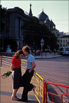 Odessa of the 1970-80s by foreign photographer Ian Berry. USSR.