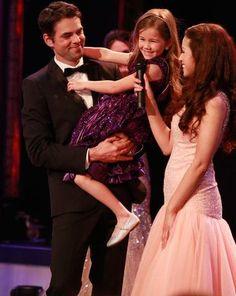 Patrick, Emma and Sabrina   Nurses Ball 2013