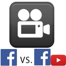 Videos can actually have a high impact on Facebook, contrary to belief  One thing that I hear often and have also seen in a few studies, is that it makes no sense to promote a Video on Facebook. It would only be a flop which would not get any engagement and make the users mad. Well, I can say it is so, in the most used way to share a video, but there is also the other way.