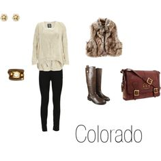 winter wear, created by mlburgess09 on Polyvore