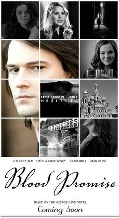 Blood promise fan made poster Vampire Academy Rose, Vampire Academy Books, Rose Hathaway, Fangirl Book, Book Fandoms, Danila Kozlovsky, Vampire Diaries Cast, About Time Movie, Best Series