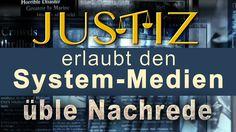 Justiz erlaubt den System-Medien üble Nachrede | 13.02.2017 | www.kla.tv...