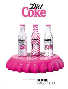 Diet Coke x Karl Lagerfeld