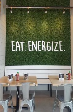 Freshii at @30ave ! A great healthy spot for you and the kids