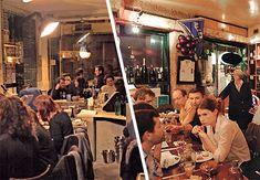 The Urbanist's Paris - Where to Eat -- New York Magazine