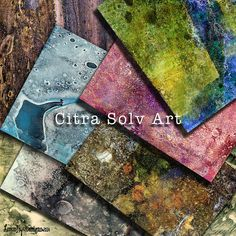 Citra Solv Art—a variety of Citra Art to use in collages or as a layer in digital designs. By Citra Artist: Christy RePinec, LemonTrystDesigns©2014, Citra Solv art.