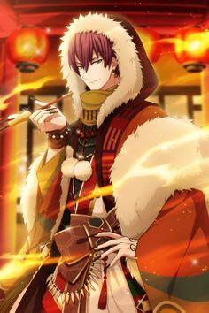 Library of cards from Rhythm game Dimension W Manga, Red Hair Men, Little Busters, Deadman Wonderland, Cute Anime Boy, Anime Boys, Cute Games, Anime Scenery, Sword Art