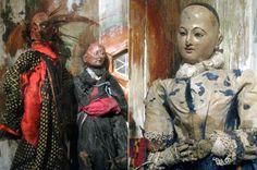 "Dolls from ""Maska."" 8.17.12: Jill Krementz covers the Quay Brothers at MoMA | New York Social Diary"