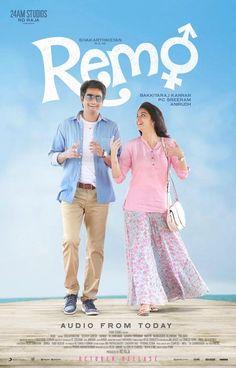 Remo sivakarthikeyan keerthi suresh new poster