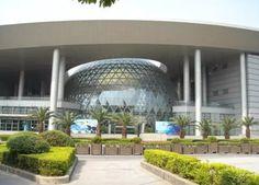 Travel in Shanghai——Shanghai Science & Technology Museum