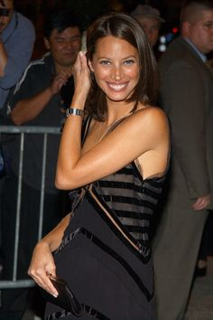 Pin for Later: 31 Pictures That Show Christy Turlington Might Have Found the Fountain of Youth