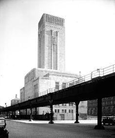 Art Deco Georges Dock Building