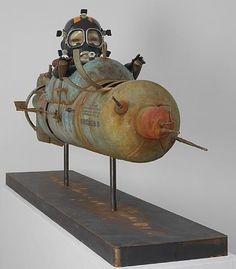 olivier pauwels Arte Steampunk, Steampunk Airship, Dieselpunk, Sculpture Metal, Arte Robot, Found Object Art, Scrap Metal Art, Junk Art, Welding Art