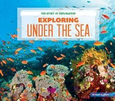 Exploring Under the Sea by Mary Pratt - 11/14/2014