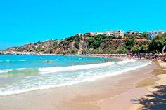 Enjoy Your Thursday From Almyrida, Chania:-)  Posted By: Marianna Apartments Family - www.almyrida-apartments.gr