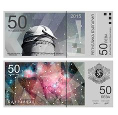 Futuristic Redesign of Bulgarian Currency on Behance