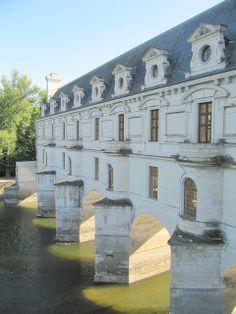 Loire, France - Chateau Chenonceau
