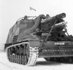 """"""" Hummel """" 9`th Waffen SS Panzer Division """" Hohenstaufen """""""
