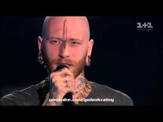 The Voice -  Ukraine - Pierre Edel Whole Lotta Love 'Led Zeppelin' High ...