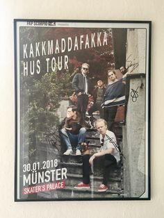 Kakkmadafakka poster
