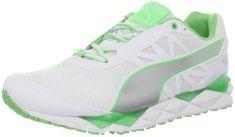 Puma Women's Pumagility XT Elite Running Shoe,White/Puma Silver/Summer Green,5.5 B US PUMA http://www.amazon.com/dp/B005OS2G7I/ref=cm_sw_r_pi_dp_RD2Cwb10RCF9Z